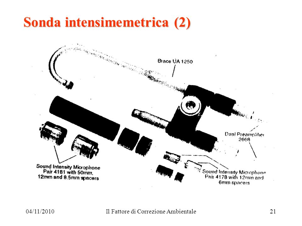 Sonda intensimemetrica (2)
