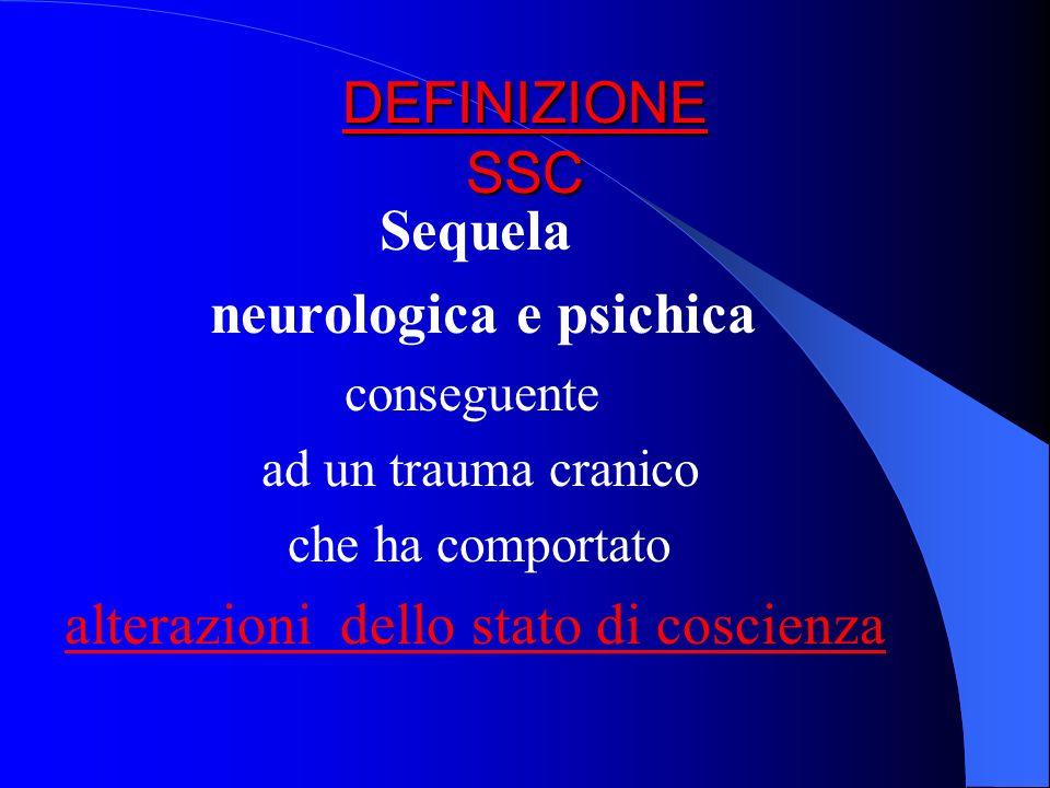 neurologica e psichica
