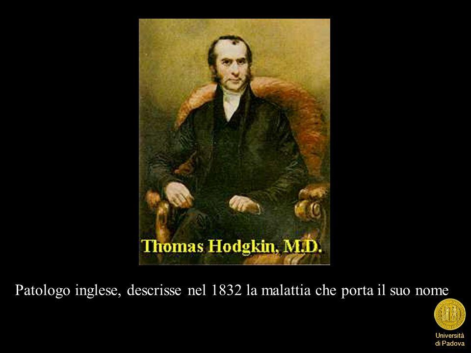 Patologo inglese, descrisse nel 1832 la malattia che porta il suo nome