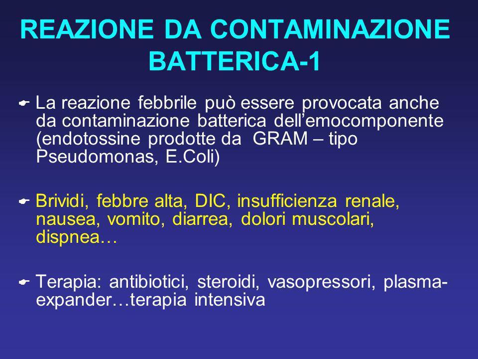 REAZIONE DA CONTAMINAZIONE BATTERICA-1