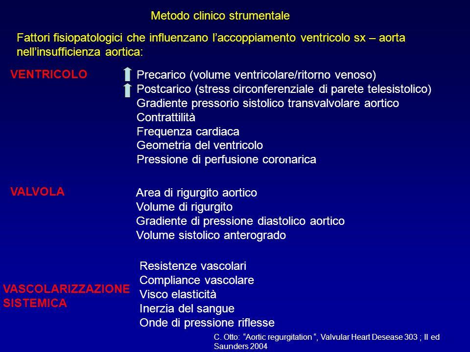 Metodo clinico strumentale