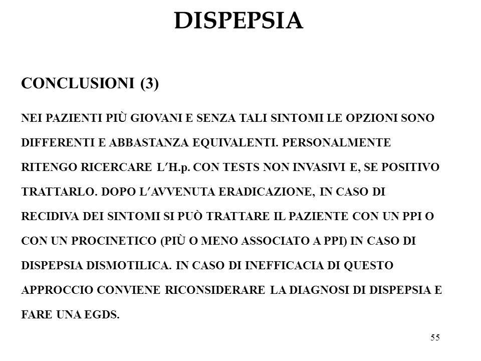 DISPEPSIA CONCLUSIONI (3)