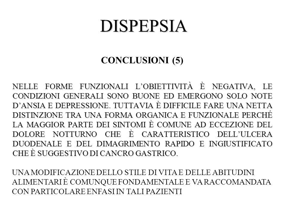 DISPEPSIA CONCLUSIONI (5)