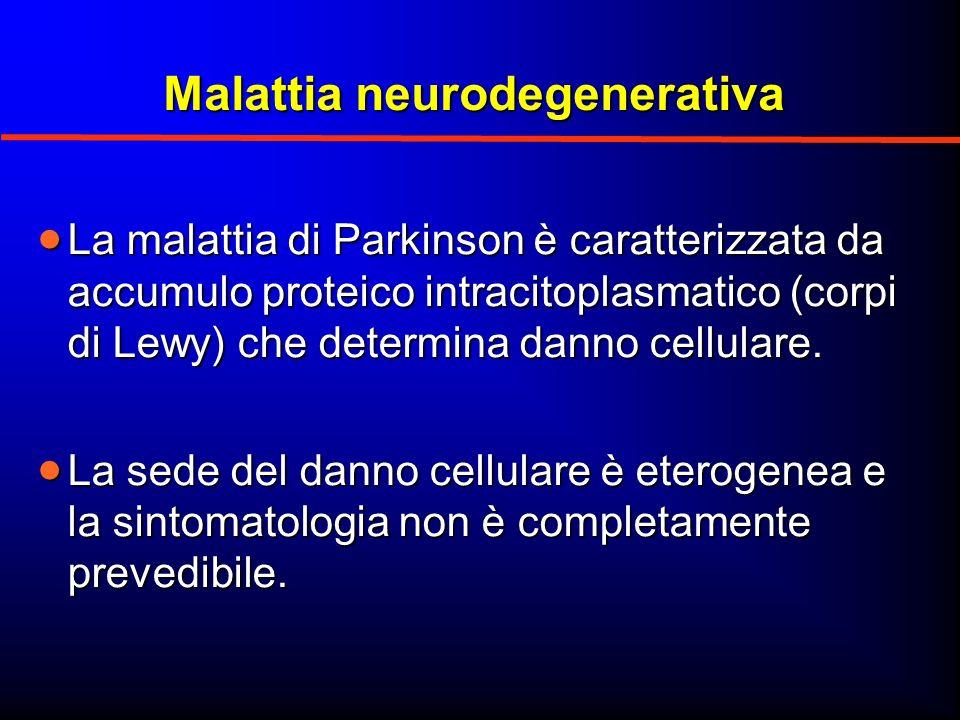 Malattia neurodegenerativa