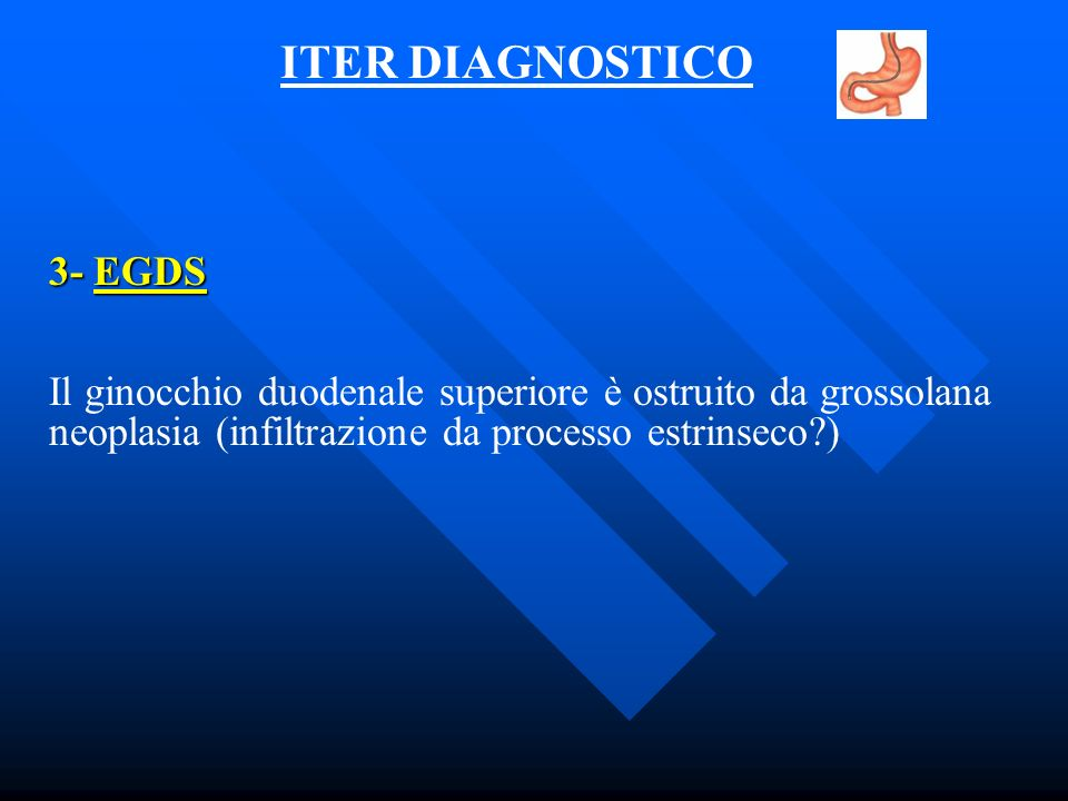 ITER DIAGNOSTICO 3- EGDS