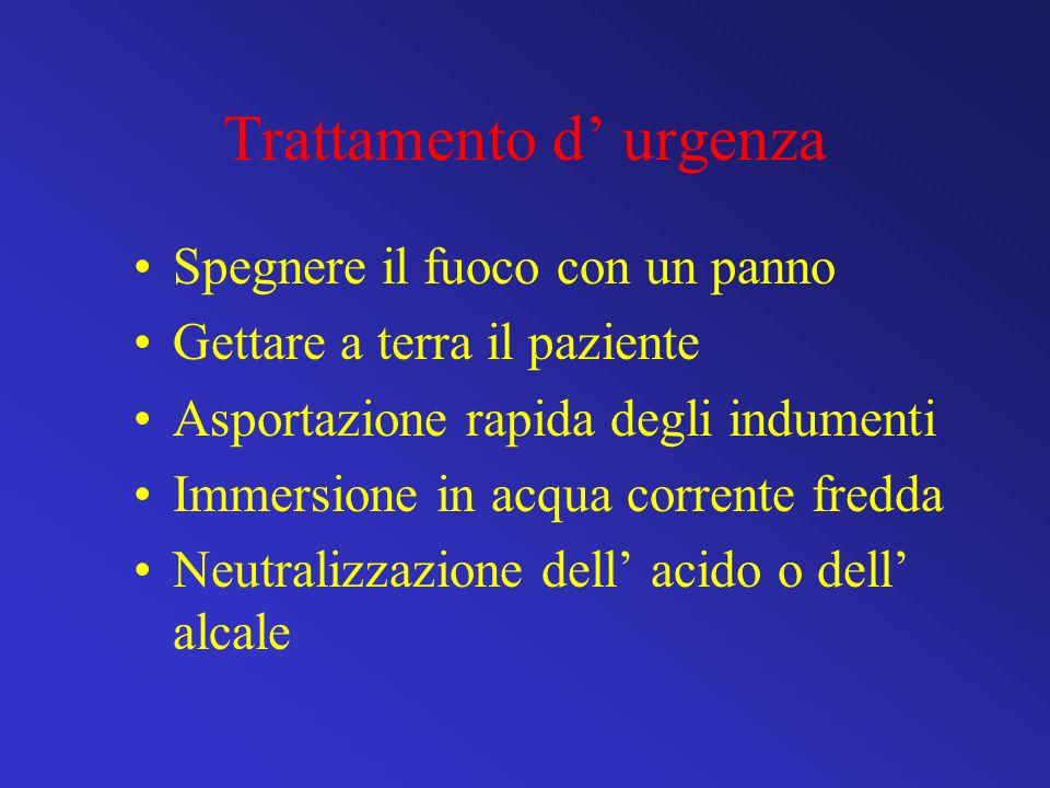 Trattamento d' urgenza