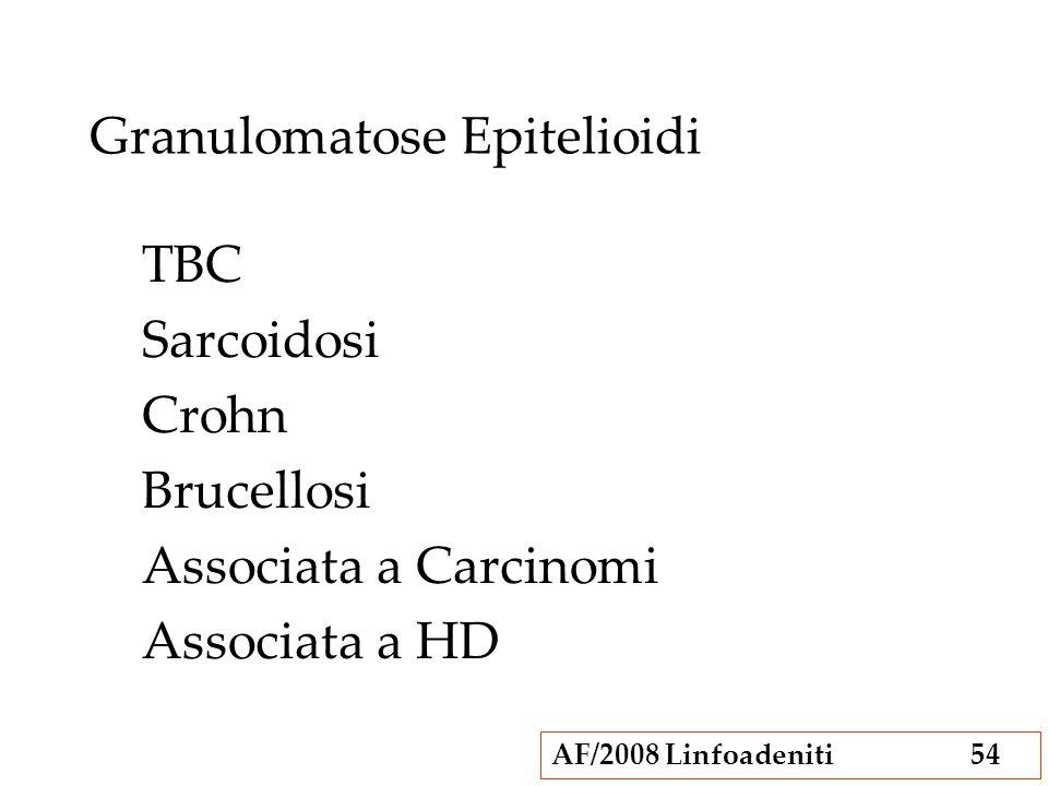 Granulomatose Epitelioidi