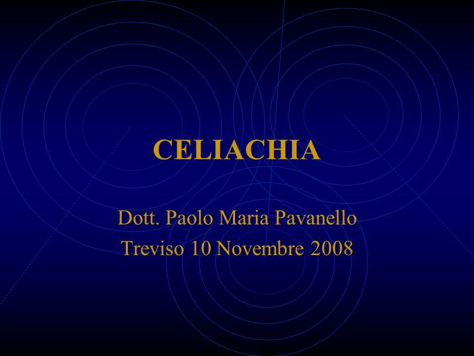 Dott. Paolo Maria Pavanello Treviso 10 Novembre 2008