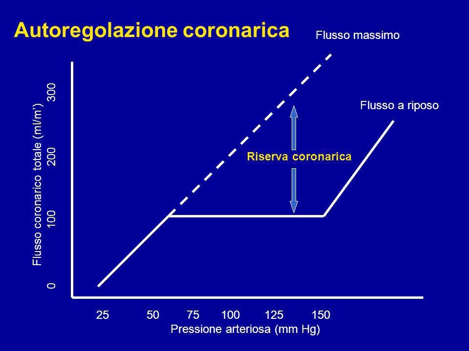 Autoregolazione coronarica