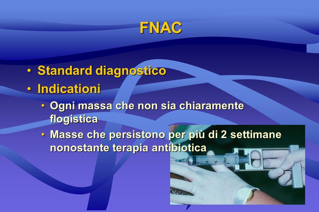 FNAC Standard diagnostico Indicationi