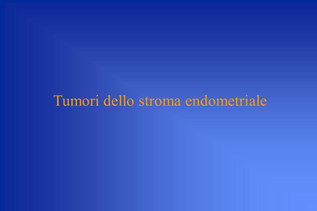 Tumori dello stroma endometriale