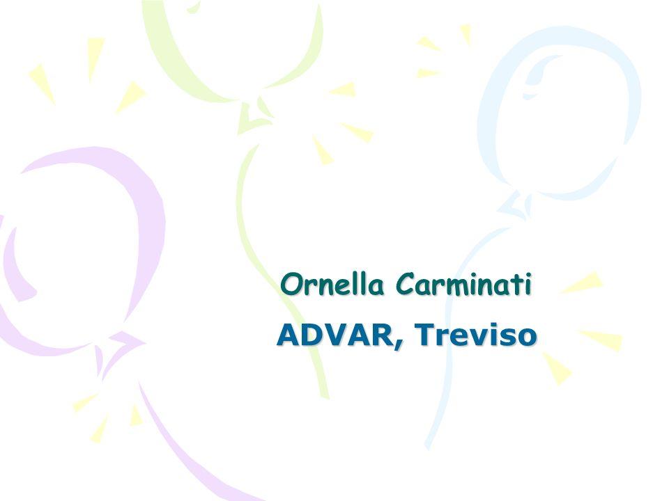 Ornella Carminati ADVAR, Treviso