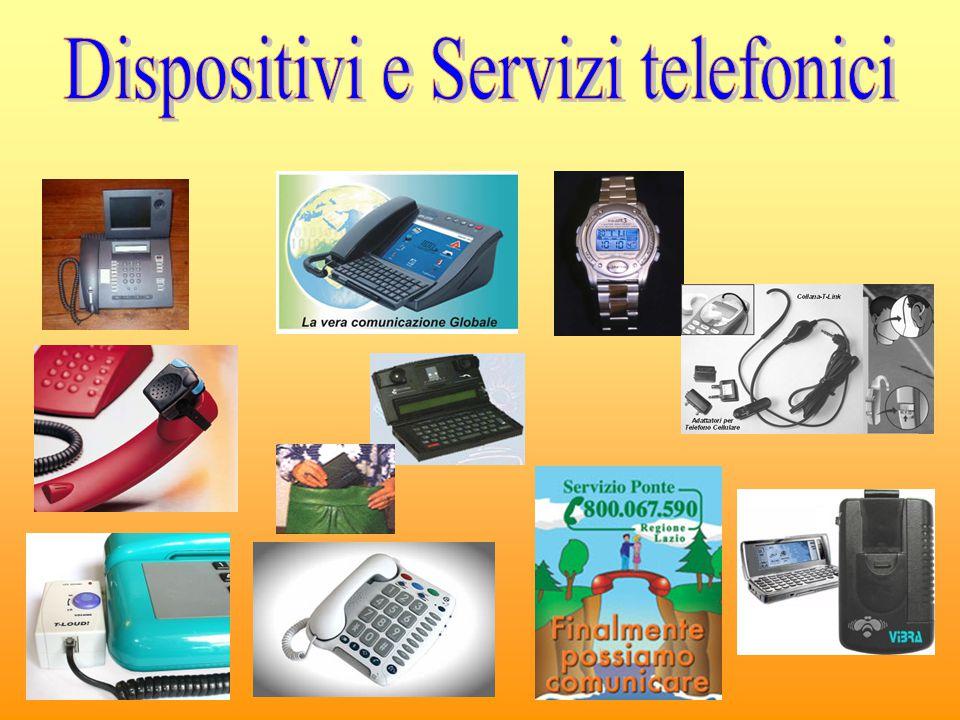 Dispositivi e Servizi telefonici