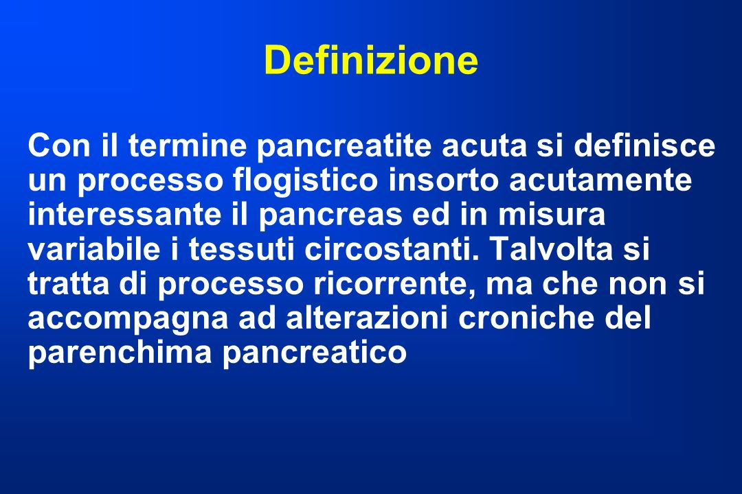 Definizione