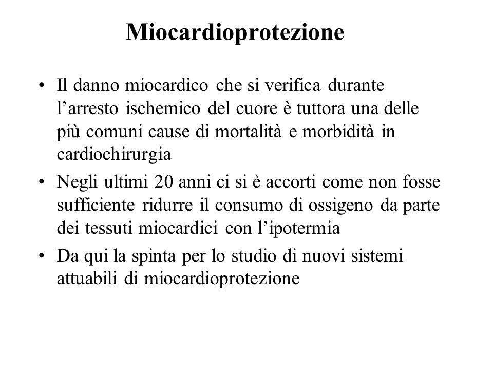 Miocardioprotezione
