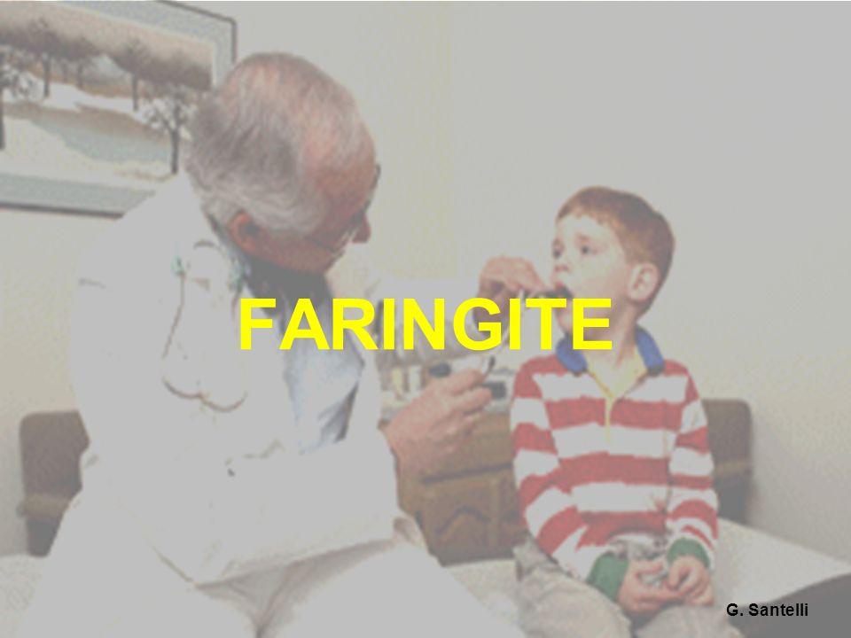 faringite terapia