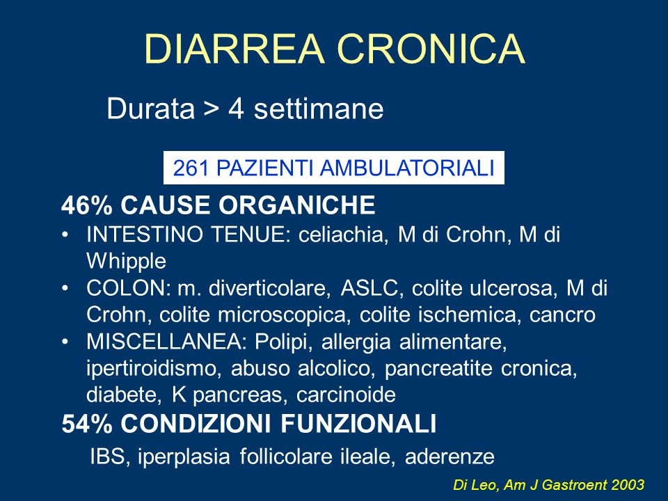 261 PAZIENTI AMBULATORIALI
