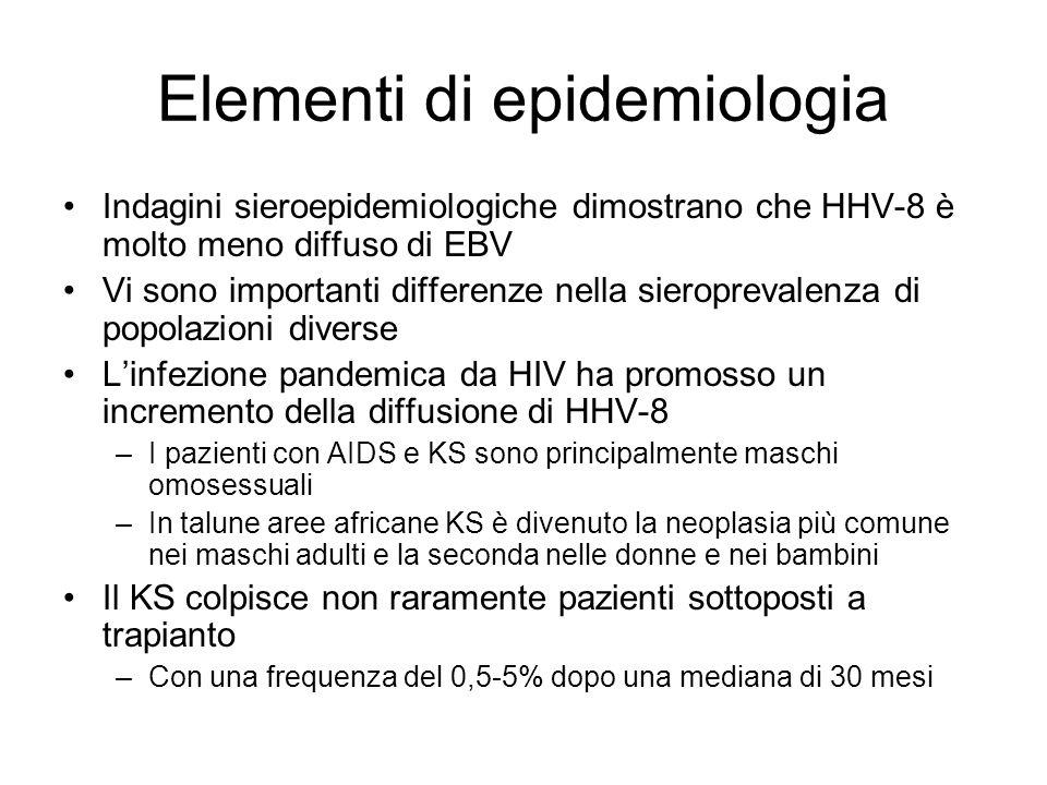 Elementi di epidemiologia