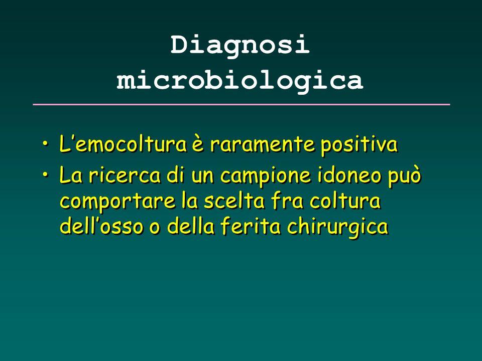Diagnosi microbiologica