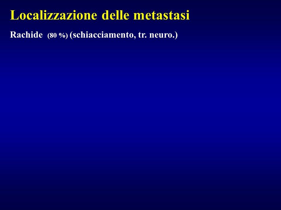 Localizzazione delle metastasi
