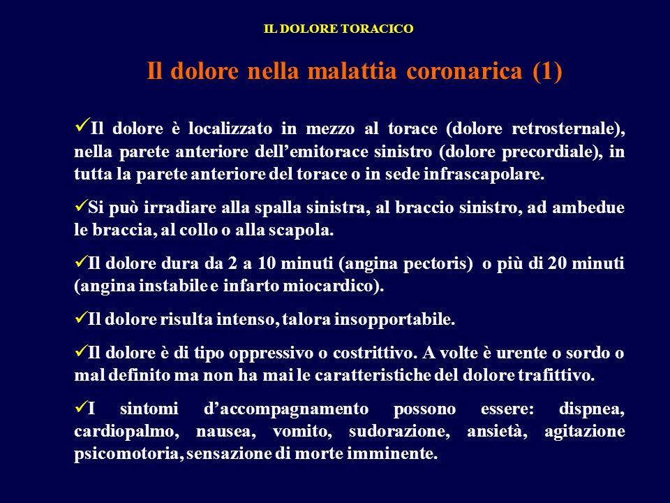 Il dolore nella malattia coronarica (1)