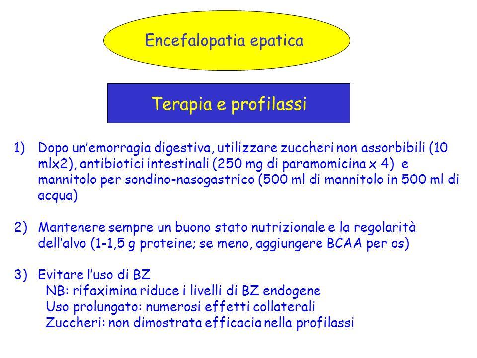 Encefalopatia epatica