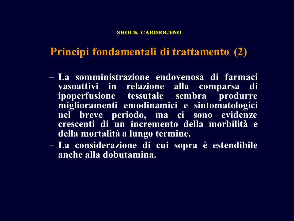 Principi fondamentali di trattamento (2)