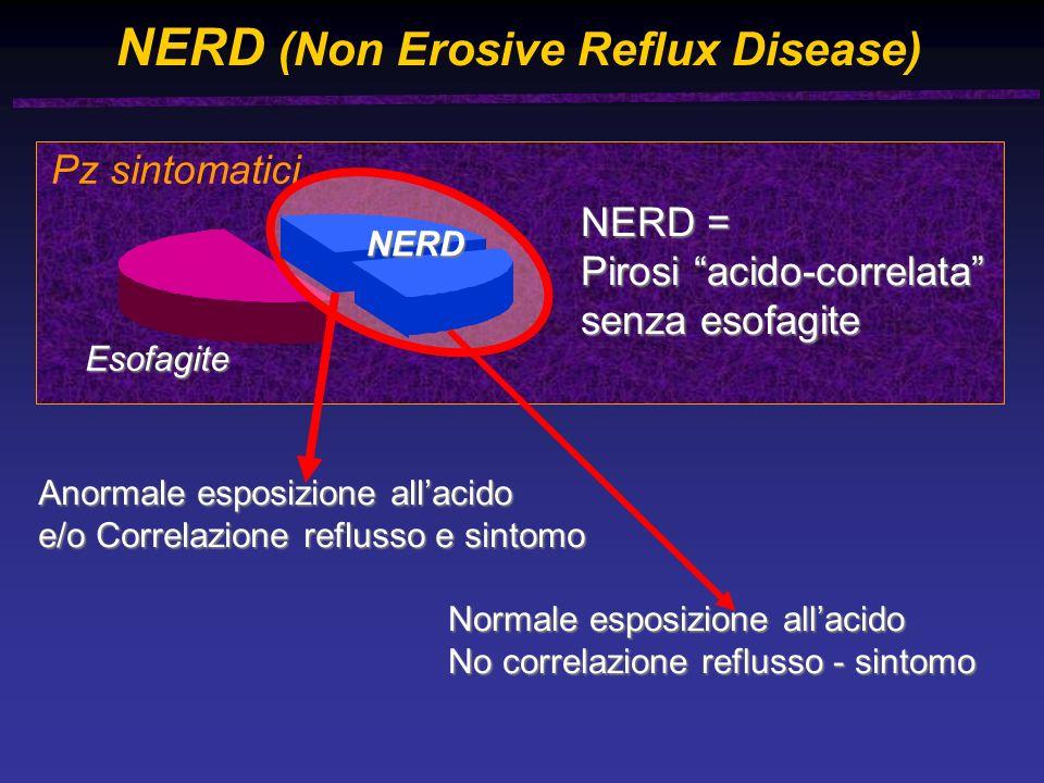 NERD (Non Erosive Reflux Disease)