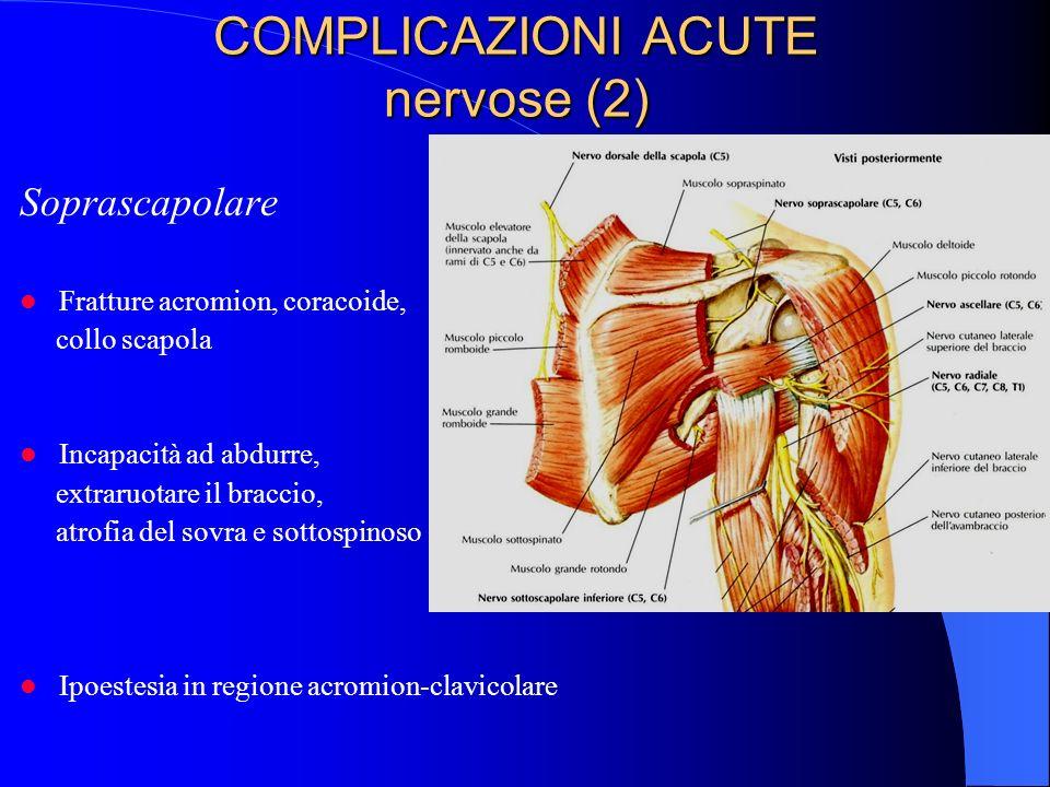 COMPLICAZIONI ACUTE nervose (2)