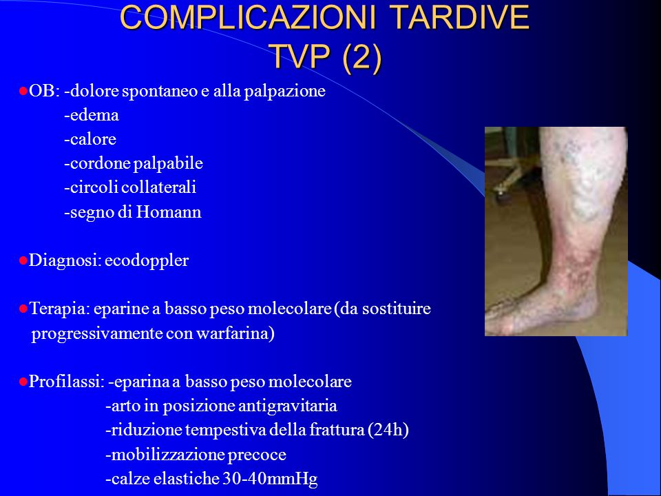 COMPLICAZIONI TARDIVE TVP (2)