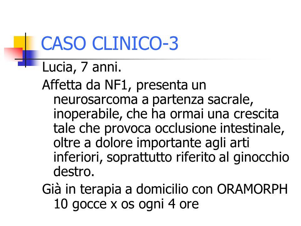 CASO CLINICO-3 Lucia, 7 anni.
