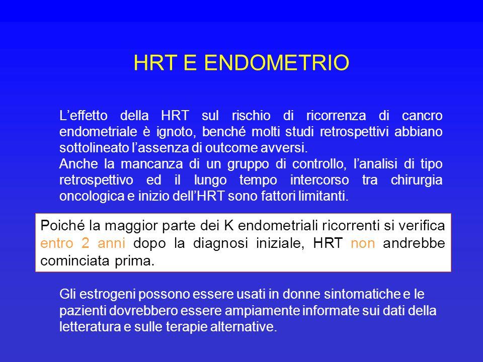 HRT E ENDOMETRIO