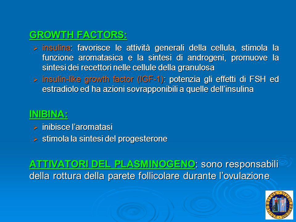 GROWTH FACTORS: INIBINA: