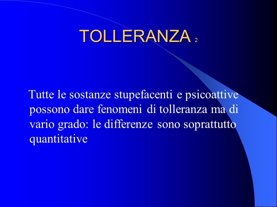 TOLLERANZA 2