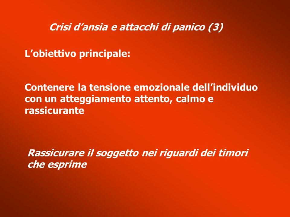 Crisi d'ansia e attacchi di panico (3)