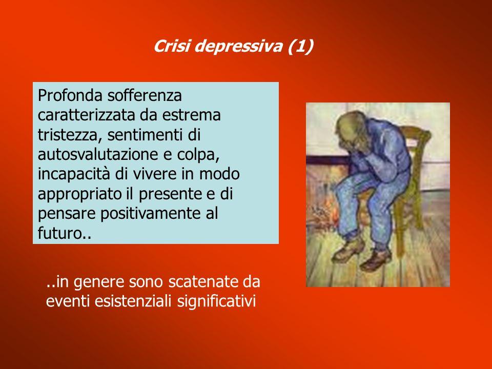 Crisi depressiva (1)