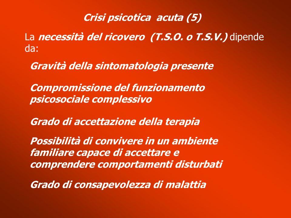 Crisi psicotica acuta (5)