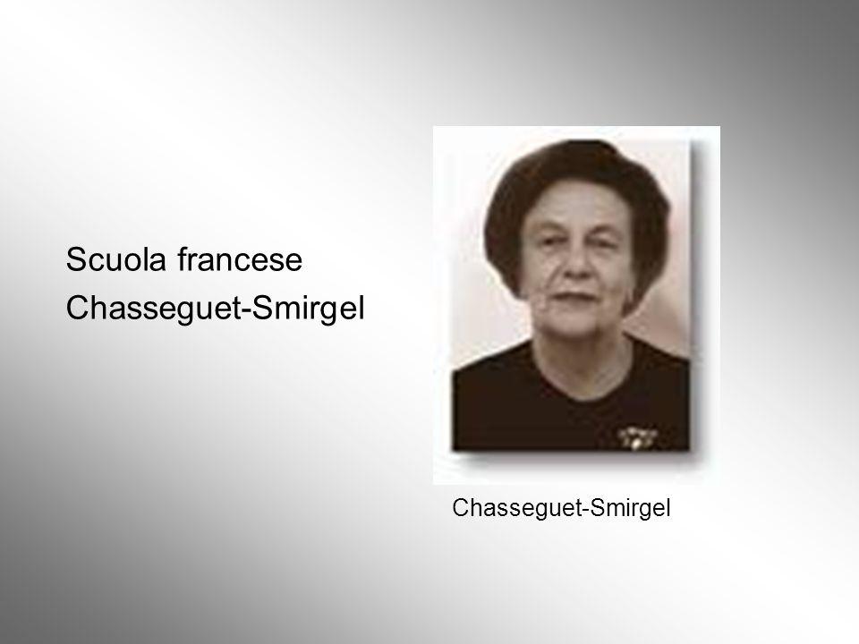 Scuola francese Chasseguet-Smirgel Chasseguet-Smirgel