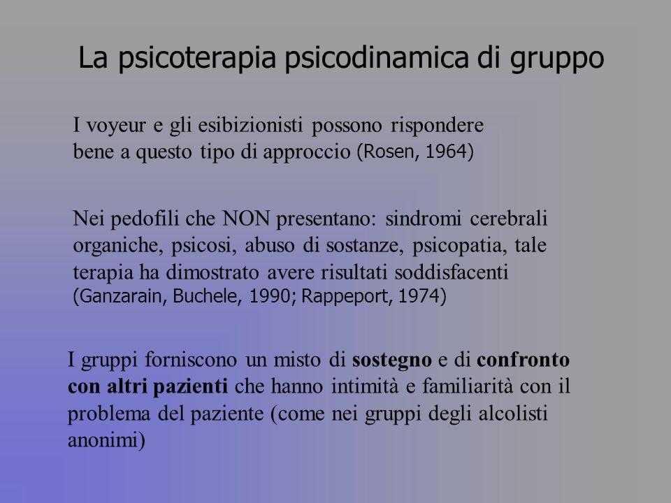 La psicoterapia psicodinamica di gruppo