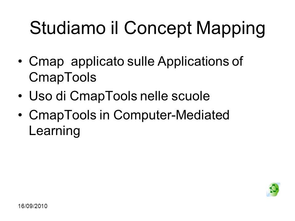 Studiamo il Concept Mapping
