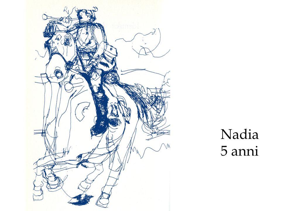 Nadia 5 anni
