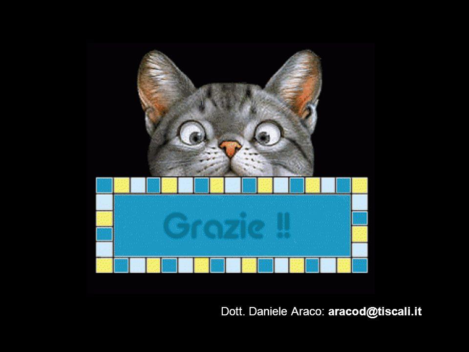 Dott. Daniele Araco: aracod@tiscali.it