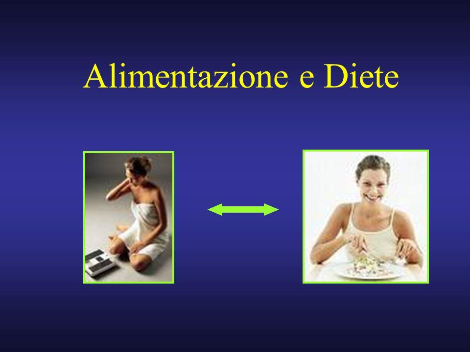 Alimentazione e Diete