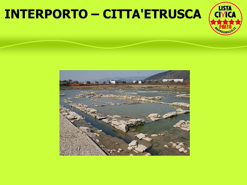 INTERPORTO – CITTA ETRUSCA