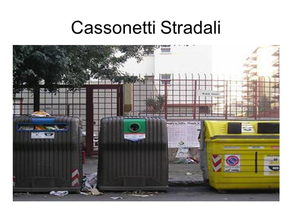 Cassonetti Stradali