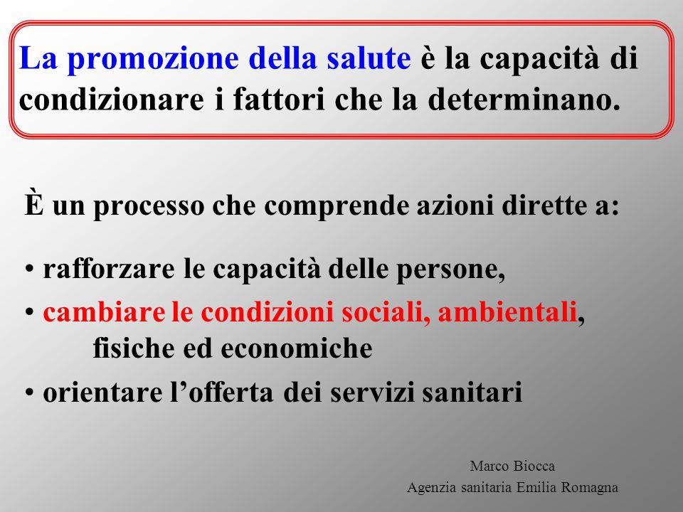 Agenzia sanitaria Emilia Romagna