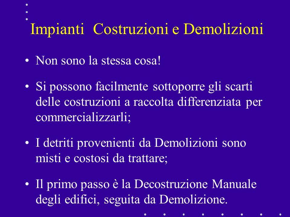 Impianti Costruzioni e Demolizioni