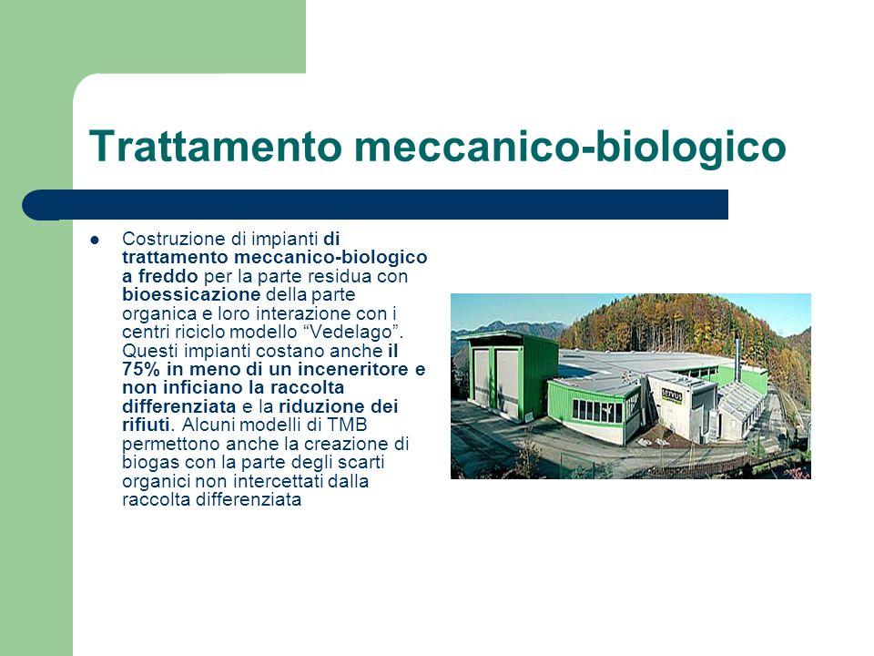 Trattamento meccanico-biologico