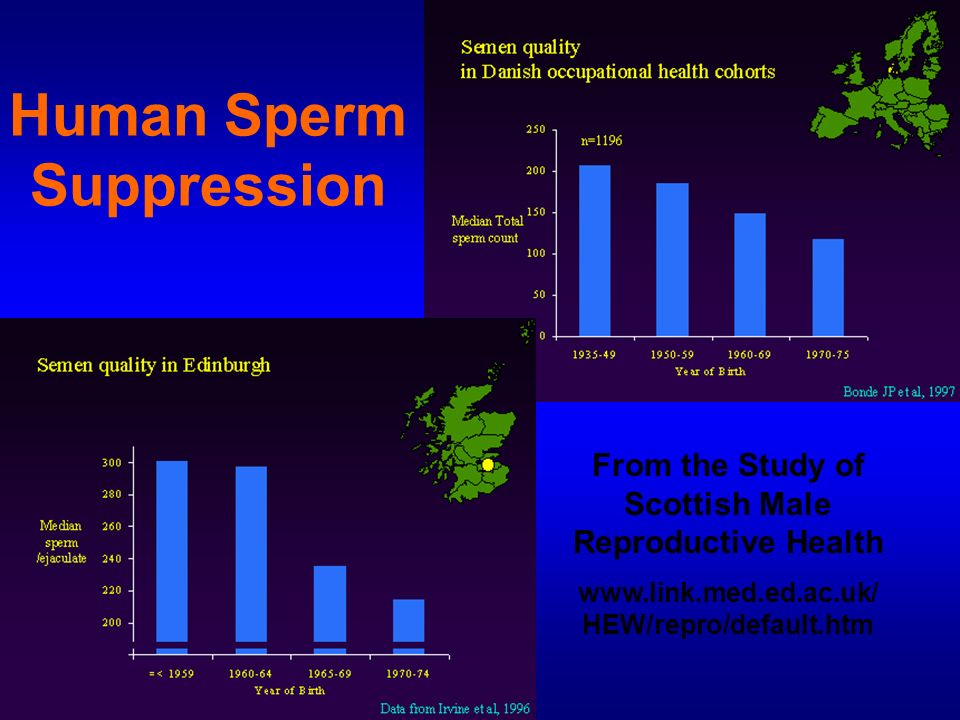 Human Sperm Suppression www.link.med.ed.ac.uk/ HEW/repro/default.htm