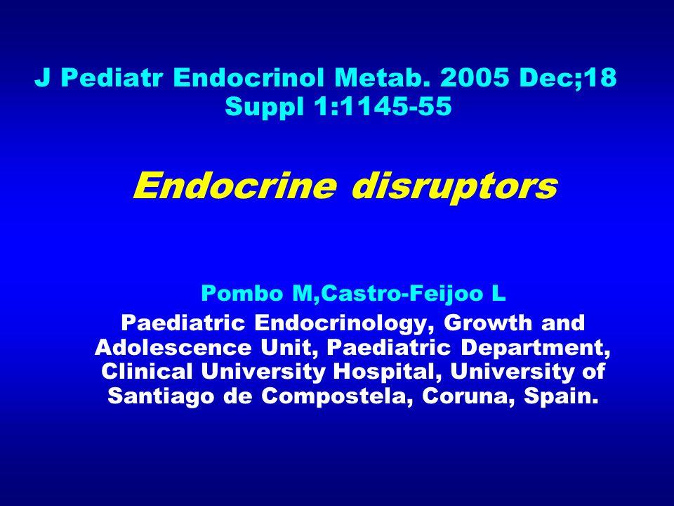 J Pediatr Endocrinol Metab. 2005 Dec;18 Suppl 1:1145-55